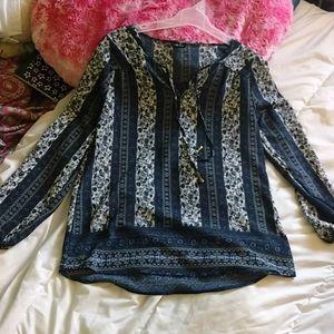Rue 21 long sleeved blouse